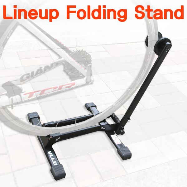 접이식 자전거 스탠드 라인업 폴딩 스탠드 Lineup Folding Stand 접이식 자전거 거치대